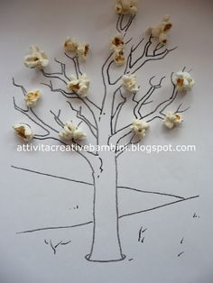 Crafts for world day trees
