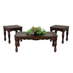Found it at Wayfair - Coffee Table Set