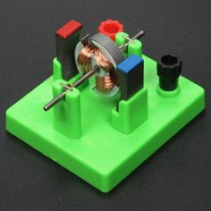 New DIY DC Electrical Motor Model Physics Experiment Aids Children Educational Students Toy School Physics Science student Toy