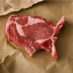 Food for Americans - united steaks of America