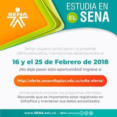 Portal de oferta educativa SENA :: Sofia Plus