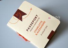 Faire-Part Passeport Mila – La Crafterie