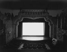 Carpenter Center, Richmond, 1993 by Hiroshi Sugimoto - Theatres - Nalata Nalata