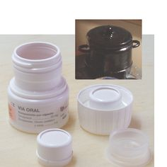 Tutorials: cooking pot made from a Omeprazole bottle