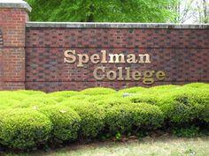 Spelman College!!!!!!!!!!!!!!!! my dream college!!!!!!!!!!!!!!