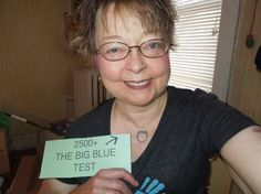 A sharpie tattoo for the first 2500 #bigbluetest entries. We're now at 3200. Done it? Pls do it again, every day! http://bigbluetest.org