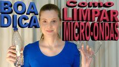 TV LEBLON - COMO LIMPAR MICRO-ONDAS  No boa dica de hoje você vai aprender uma dica ótima para limpar o seu microondas de forma rápida e fácil.