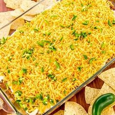 """I don't know about you, but I could make a meal out of a good dip. And this Weight Watchers Freestyle 0 Point Mexican Layer Dip hits the spot. Also, get my low point """"tortilla"""" chip recipe for dipping. Weight Watchers Meal Plans, Weight Loss Meal Plan, Lunch Recipes, New Recipes, Freezer Recipes, Budget Recipes, Freezer Cooking, Freezer Meals, Drink Recipes"""