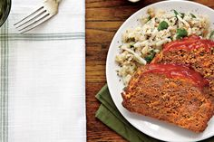 Meatloaf - Slow-Cooker Suppers - Southernliving. Recipe:Meatloaf Made in…