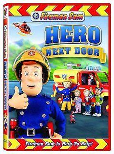 Fireman Sam: Hero Next Door dvd (2009) Fireman Sam; na