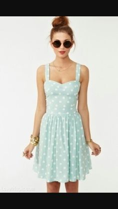 This dress is a real cute one! I ♡ it!
