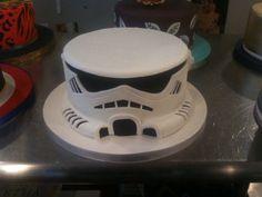 Super ideas birthday cake for boys diy star wars Star Wars Cookies, Star Wars Cake Toppers, Star Wars Birthday Cake, Diy Birthday Cake, Star Wars Party, Birthday Ideas, Happy Birthday, Cupcakes, Cupcake Cookies