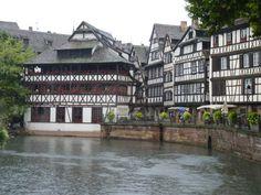 Strasburg. Le petit France.