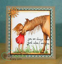 Unity Stamp Company: Inspiration Wednesday - Faithful Friend