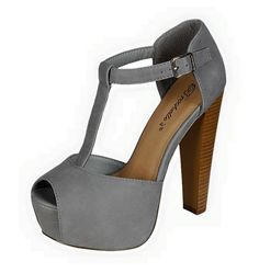 No May Gray nor June Gloom! Adding these grey shoes to your wardrobe could only bring you sunshine! 2 pairs $60 ☀☀☀