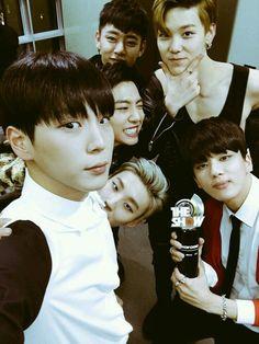 (B.A.P) #HimChan #YoungGuk #DaeHyun #YoungJae #Zelo #JongUp