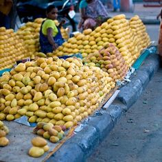 javits:    Mango Season, Chennai