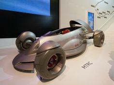 Toyota showroom 2014 Summer, Paris - France