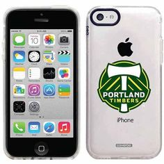 Portland Timbers Emblem Design on Apple iPhone 5c Gemshell Case by Speck