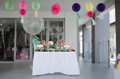 Little Big Company | The Blog: Summer carnival & confetti party by Style My Celebration