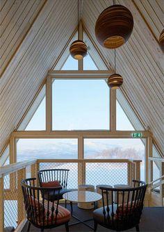 Gallery of Mountain Restaurant Björk in Hemavan / Murman Architects - 4