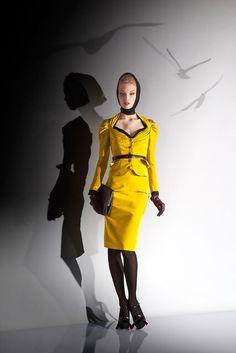 John Galliano | Pre-Fall 2012 Collection | Vogue Runway