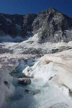 Adamello e #Ghiacciaio del Venerocolo  #alpi #vallecamonica #valcamonica #brescia #montagna #adamello