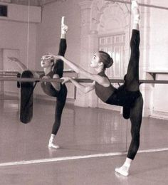 Arabesque!