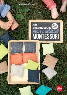 Pour les bébés aussi la méthode Montessori cartonne aussi puisque les jeux d'éveil Montessori se vendent comme des petits pains. Découvrez comme fabriquer vous-même deux articles phares de cette pédagogie : la balle de préhension et les coussins