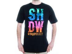 """Shadow """"SHDW"""" T-Shirt"""