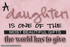 We have 4 daughters.....and I'll say the same for our 4 sons...all the most beautiful gifts God gave us. Thank you, Jesus.