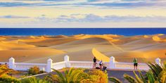 £50 & up - Gran Canaria: Fly from London & Manchester (Rtn)  |  Cheap Flights