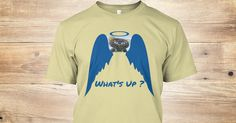 what's up angel cat t-shirt Angel, Cat, Mens Tops, T Shirt, Collection, Fashion, Supreme T Shirt, Moda, Tee