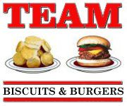 @TeamBnB has joined the Certified Blue team.  Stop by for a biscuit or burger and Support Blue in Athens.