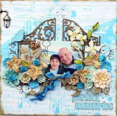 **Blue Fern Studios** Perfect Memories - Scrapbook.com