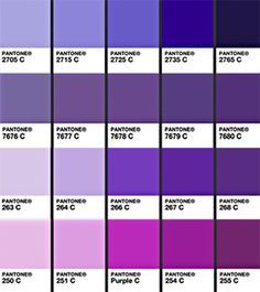 Pantone Purples : Your Wedding Color – Purple « Exclusively Weddings Blog   Wedding Planning Tips and More