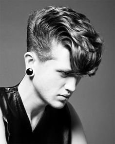 Men's Hairdresser of the Year 2013 by Kevin Luchmun