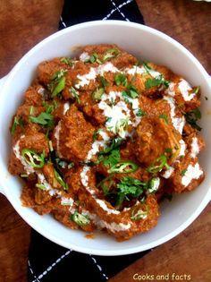 amritsar chicken