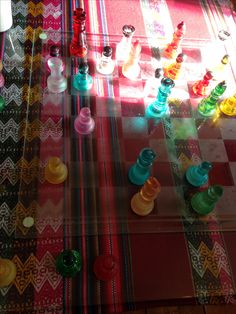 Glass chess 2