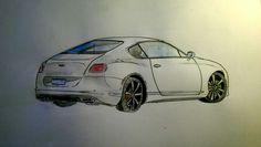 Bentley  continentale gt 3