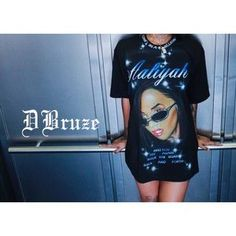 I just discovered this while shopping on Poshmark: [Darien Bruze] •Aaliyah Air…