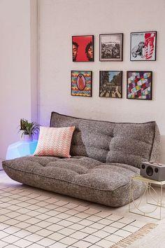 Greta Reclining Legless Sofa - Urban Outfitters