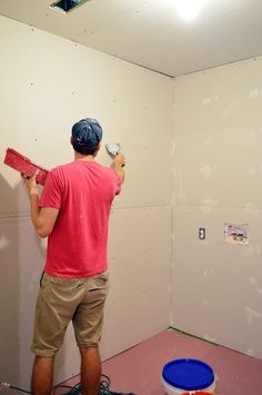 How to tape, mud, and sand drywall www.handyman-goldcoast.com