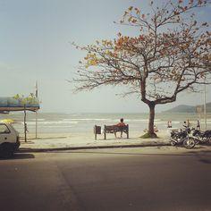Fugi da rotina por 48hrs logo ali numa praia de Santa Catarina.