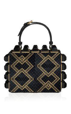 Dizzy Neri Bag Moda Exclusive by Tonya Hawkes - Moda Operandi