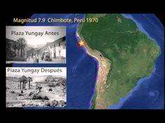 Terremotos y Tectónica de América del Sur - YouTube