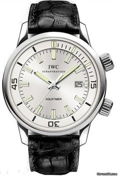 Discover a large selection of IWC Aquatimer Automatic watches on - the worldwide marketplace for luxury watches. Compare all IWC Aquatimer Automatic watches ✓ Buy safely & securely ✓ Dream Watches, Luxury Watches, Cool Watches, Watches For Men, Iwc Replica, Iwc Chronograph, International Watch Company, Iwc Watches, Moda Masculina