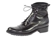 Ankle Boots, tronchetto pelle colore nero