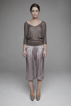 Ailean 3/4 Silk Trousers Gym Men, Trousers, Silk, Shopping, Fashion, Trouser Pants, Moda, Pants, Fashion Styles