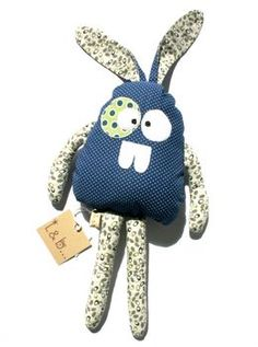 loopy lapin plushie rabbit toy design jeannot lapin